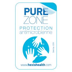 adhésif antimicrobien à la coupe