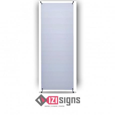 X banner 60*160 cm